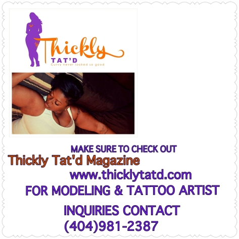 Thickly Tat'd Magazine