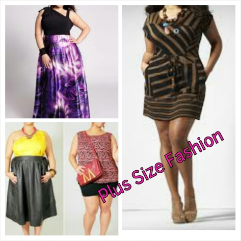 PLUS SIZE FASHION: Where do you shop?